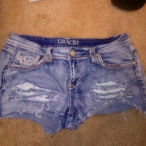 Grace Shorts